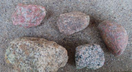 Granites found in DuPage County