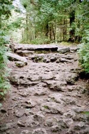 Dolomite trail b