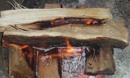 Human use of fire may go back a million years.