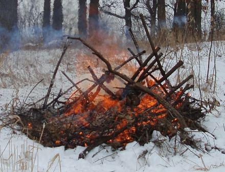 This is an extension of the Winter Campfire series of several years ago.
